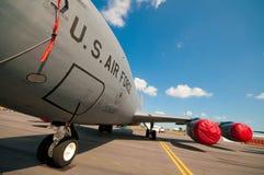 Avion de charge de l'U.S. Air Force à Singapour Airshow 2010 Images stock