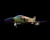Avion de chasse photographie stock