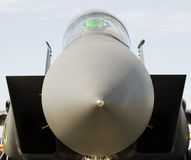 Avion de chasse américain Photo libre de droits