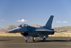 Avion de chasse militaire images stock