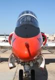 Avion de chasse militaire Photographie stock