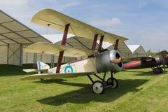 Avion de combat triplan de Sopwith Photographie stock