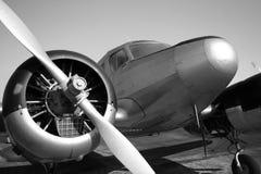 Avion de cru image libre de droits