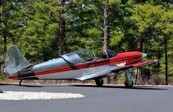 Avion de cru Photos libres de droits