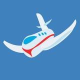Avion de jouet Images stock