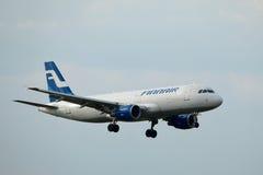 Avion de ligne Images stock