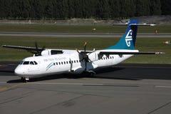 Avion de ligne régionale Photographie stock