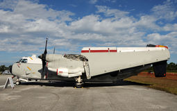 Avion de marine Images stock