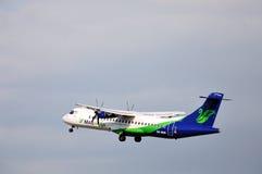 Avion de MASwings Photo stock