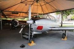 Avion de mentor de Beechcraft T34 image libre de droits
