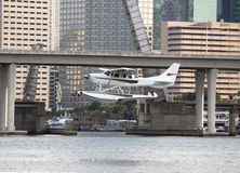 Avion de mer Images stock