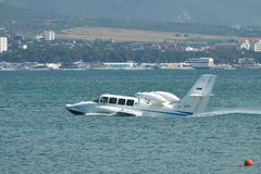 Avion de mer de Beriev Be-103 Photo stock