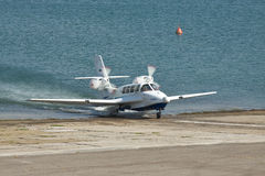 Avion de mer de Beriev Be-103 Photo libre de droits