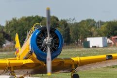 Avion de moteur simple Photo libre de droits