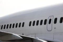 Avion de passagers Photo stock
