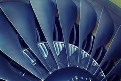 Avion de passagers de moteur à réaction Photographie stock libre de droits