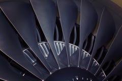 Avion de passagers de moteur à réaction Photographie stock