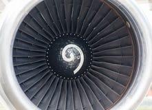Avion de passagers de moteur à réaction Photos libres de droits