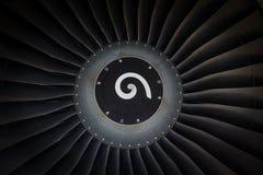 Avion de passagers de réacteur Photo stock
