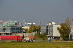 Avion de SORT de PLL Photo stock
