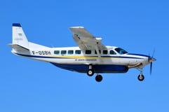 Avion de St Barth Commuter image stock