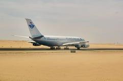 Avion IL-86 de gouvernement de Moscou Images stock