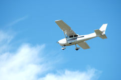 Avion léger Photo stock