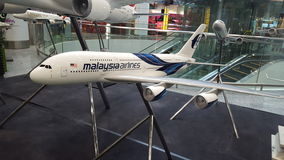 AVION Malaysia Airlines Images stock