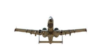 Avion militaire Photo libre de droits