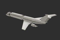 Avion modèle. Images stock