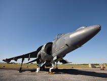 Avion moderne pour le décollage et l'atterrissage verticaux Photographie stock libre de droits