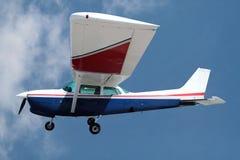 Avion privé Images libres de droits