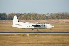 Avion régional Image libre de droits