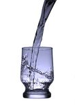 Avion à réaction de l'eau Image libre de droits
