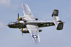 Avion spectaculaire du vintage WWII Photos libres de droits