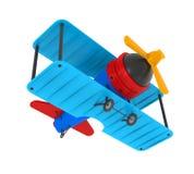 Avion Toy Isolated Photo libre de droits