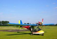 Avion ultra-léger Photo stock