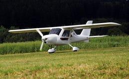 Avion ultra-léger photographie stock libre de droits