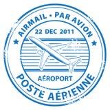 Avion van het pari Royalty-vrije Stock Foto's