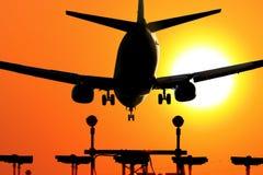 Aviones Imagen de archivo libre de regalías