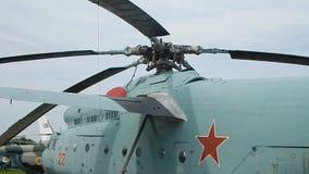 Aviones civiles y militares, helicópteros almacen de metraje de vídeo