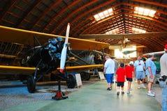 Aviones de ASntique Foto de archivo libre de regalías