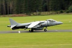 Aviones de ataque del corredor de cross de AV-8B imagenes de archivo