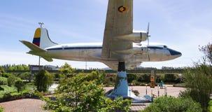 Aviones de Bogotá Jaime Duque Park HK 136 metrajes