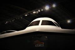 Aviones de cautela B-2 imágenes de archivo libres de regalías