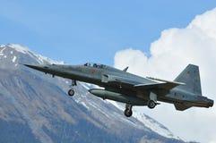 Aviones de combate Fotografía de archivo libre de regalías