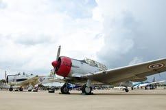 Aviones de combate Foto de archivo libre de regalías