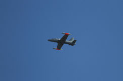 Aviones de combate Aermacchi Imagenes de archivo