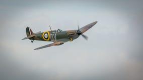 Aviones de combate del vintage Imágenes de archivo libres de regalías
