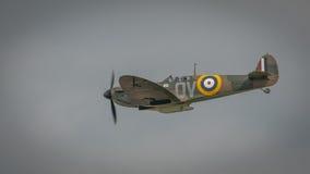 Aviones de combate del vintage Fotografía de archivo libre de regalías